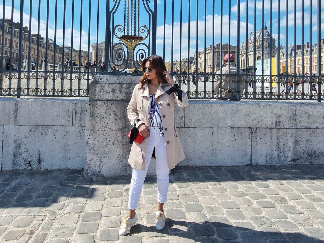 Fashion: From Paris with LOVE #ootd bild1