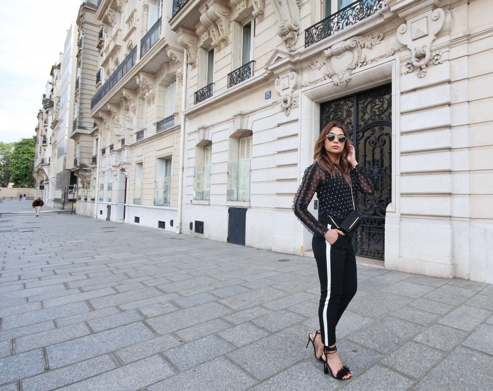 Fashion: From Paris with LOVE #ootd bild2