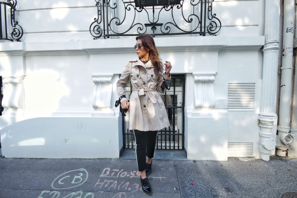 Fashion: From Paris with LOVE #ootd bild3