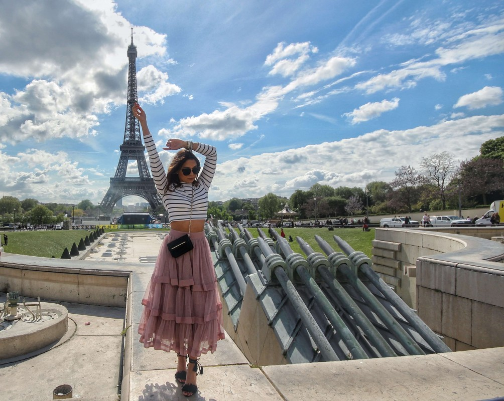 Fashion: From Paris with LOVE #ootd bild4